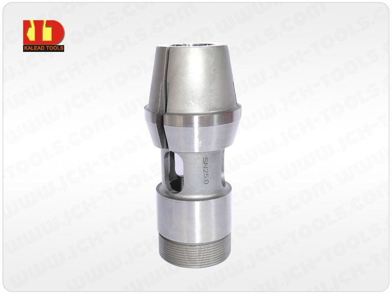 Special large collet