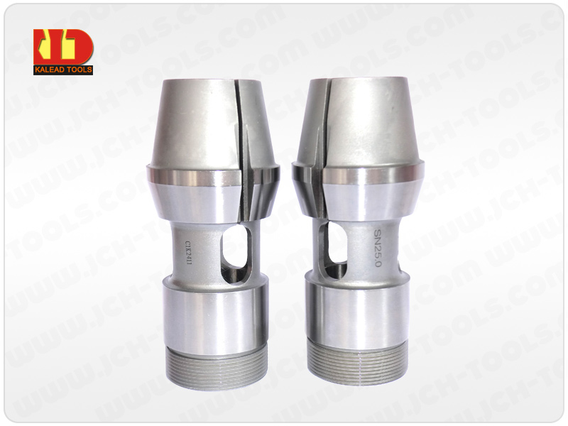 Special large collet chuck